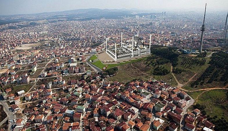 Üsküdar Kirazlıtepe'de kentsel dönüşüm etap etap sürüyor
