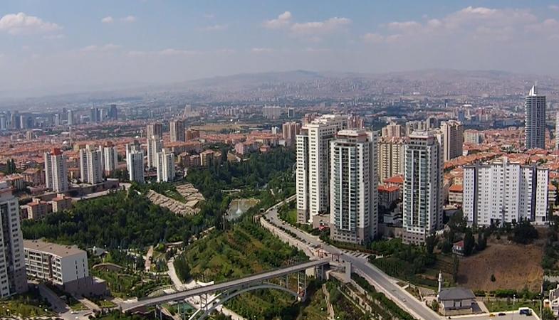 Yılın ilk 5 ayında Ankara'da 47 bin konut satıldı