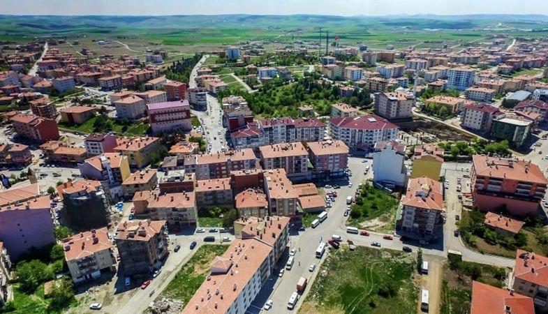 Ankara Akyurt'ta 11 adet arsa satışa sunuldu