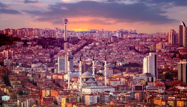 Ankara'da 2020 yılında 157 bin konut satıldı