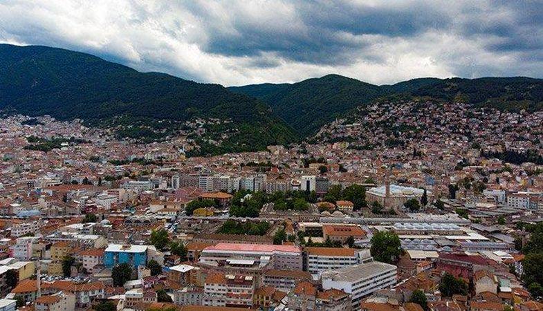 Bursa'da konut fiyatları yüzde 23 arttı