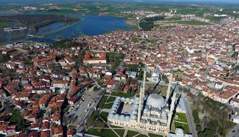 Edirne'de konut kiraları rekor düzeyde arttı