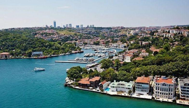 İstanbul'da bu yıl en yüksek kiralar Sarıyer'de görülüyor