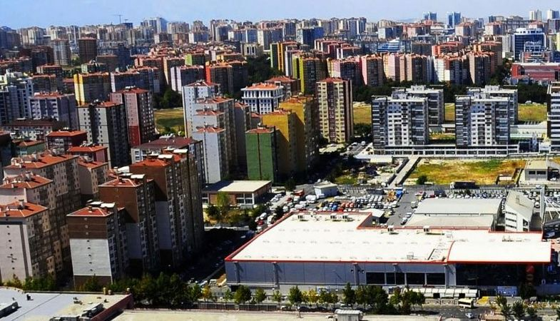 İstanbul'un en kalabalık mahallesi Beylikdüzü'nde