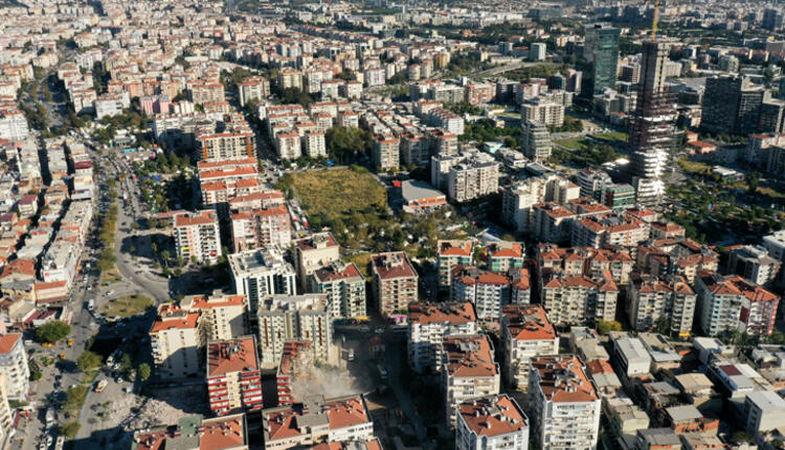 İzmir'de depremden sonra konut satışları yüzde 21 düştü