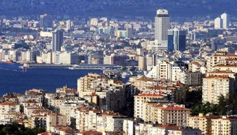 İzmir'de konut satışları yüzde 24 düştü