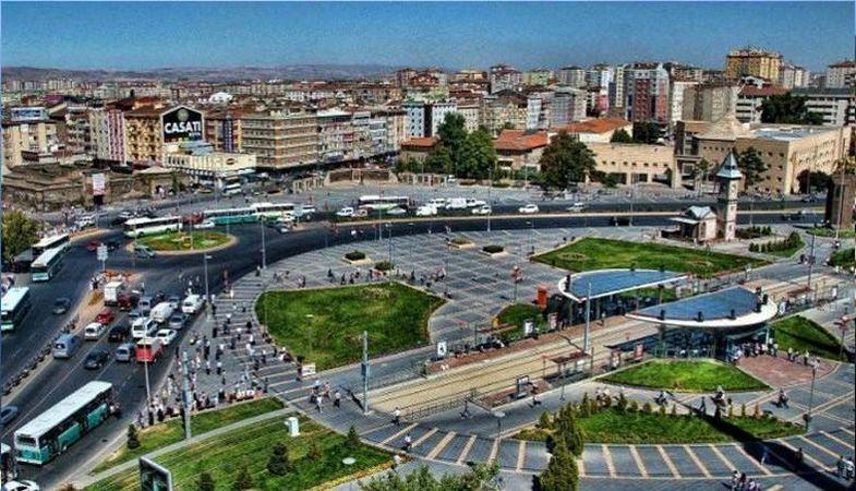 Kayseri Kocasinan'da 18 adet arsa satışa sunuldu
