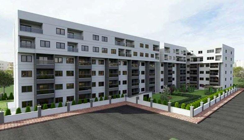Lavinia Residence projesi Nilüfer'de yükseliyor