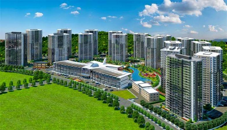 Meva Şehir projesi Eryaman'da kuruluyor