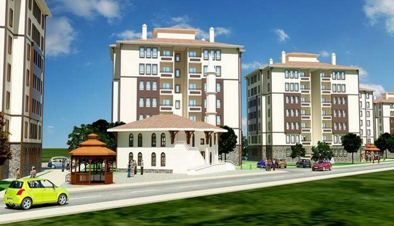 Samsun'daki yeni kentsel dönüşüm projesinin temeli atıldı