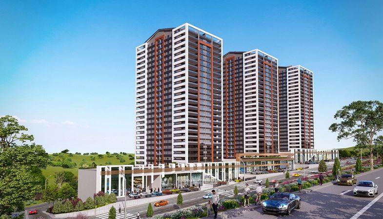 Skyline Tower projesi Mamak'ta seçkin yaşam sunuyor