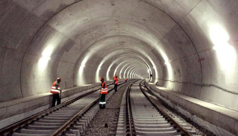 Ümraniye-Ataşehir-Göztepe metro hattında çalışmalar sürüyor