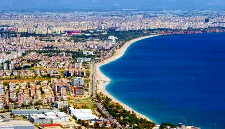 Antalya'da yabancılara konut satışı yüzde 19 arttı