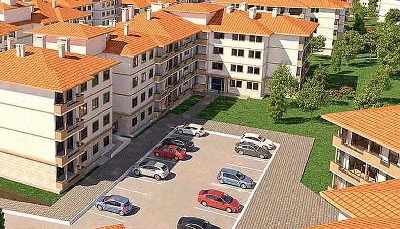 Gaziantep'te 800 sosyal konut için ön talepler başladı