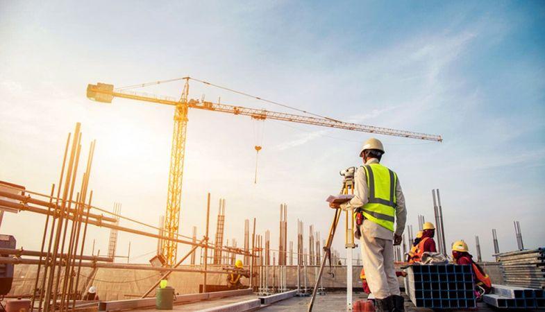 İnşaat sektörü güven endeksi yüzde 4.7 arttı
