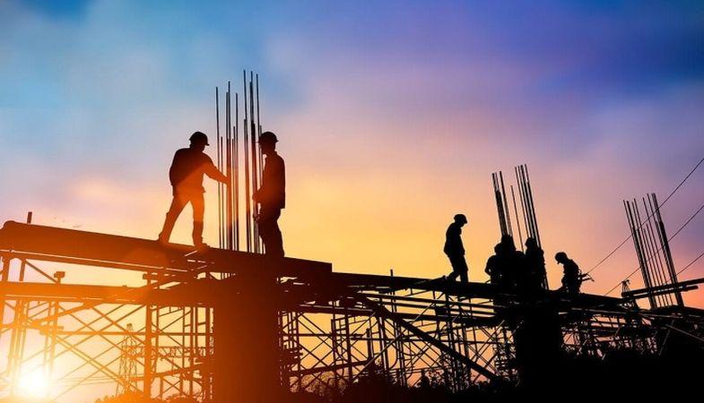 İnşaat sektöründe ciro endeksi yüzde 27 arttı