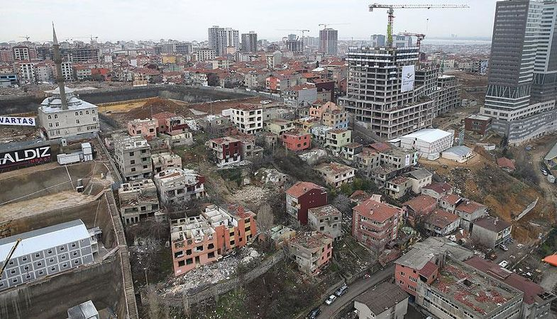 'İstanbul Yenileniyor' uygulamasına 85 bin yapı için başvuru
