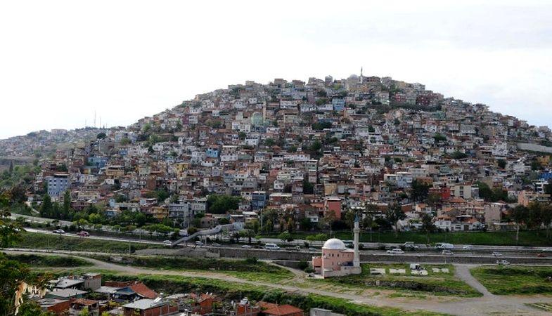 İzmir Yeşildere'de kentsel dönüşüm uygulanacak