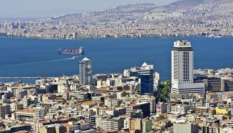 İzmir'de konut satışları yüzde 117 arttı