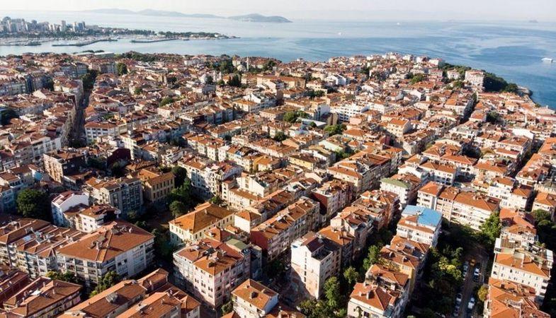 Kadıköy'de konut fiyatları yüzde 38 arttı