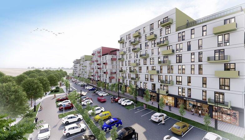 KİPTAŞ Silivri 4. Etap Konutları'nda daire içi çalışmaları başladı