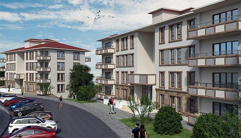 Malatya Battalgazi'de yeni sosyal konut projesi inşa edilecek