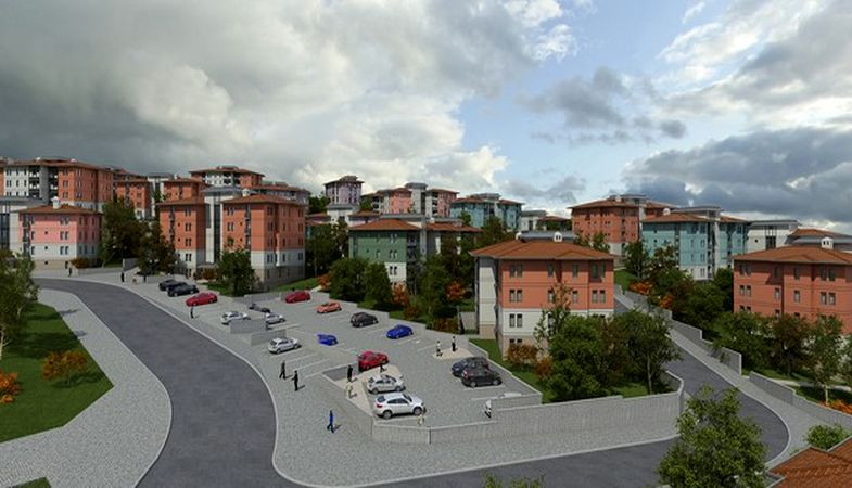 TOKİ'den Manisa'ya 366 konutluk yeni proje