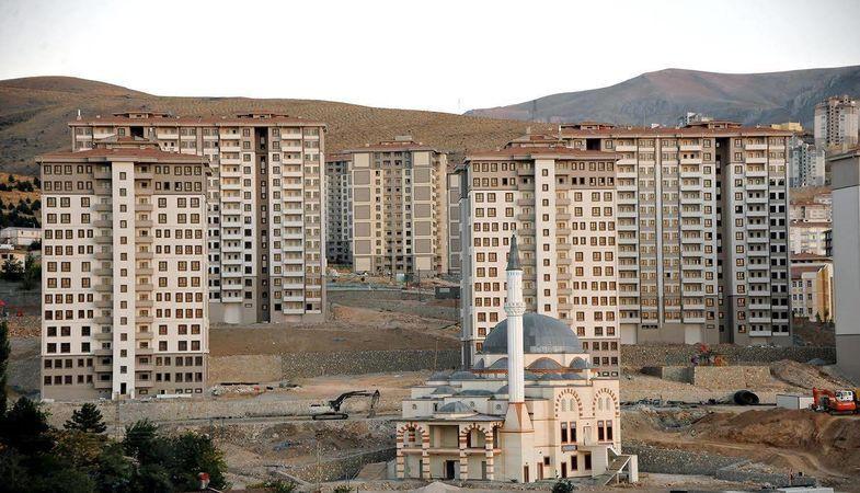 Konya Beyşehirli Emeklilere Toki'den Müjde