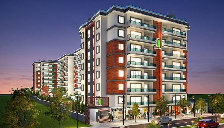 Greentown Çerkezköy'de 259 Bin TL'den Başlayan Fiyatlarla