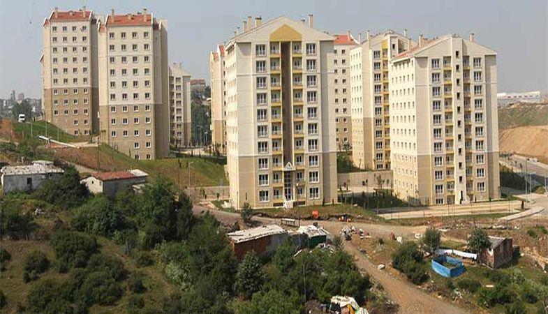 TOKİ Ankara'da 563 Konut Yaptıracak