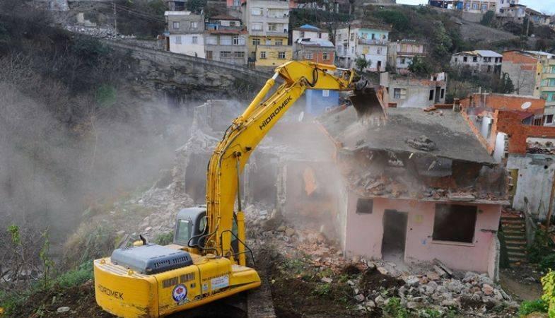 Adana'da Kentsel Dönüşüm Alanı İlan Edildi