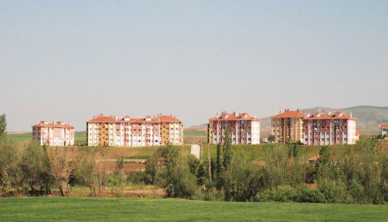 TOKİ'den Çorum'a 198 Yeni Konut