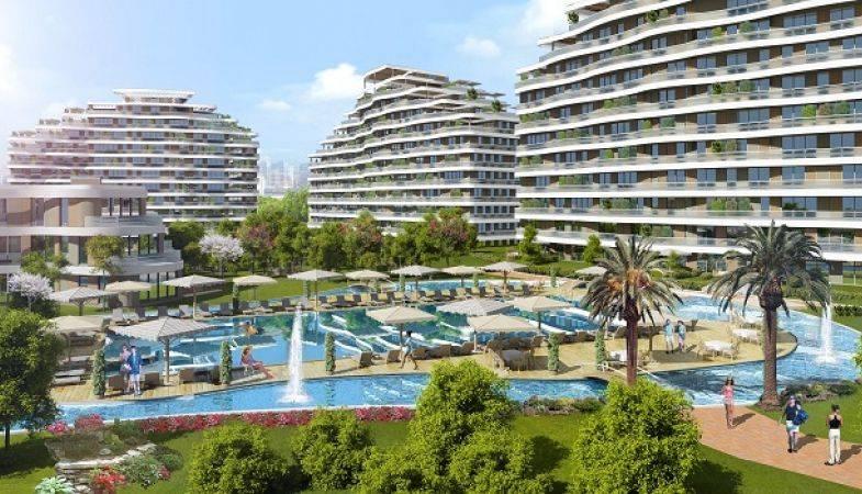 Viaport House & Suites Projesinde Fiyatlar 240 Bin