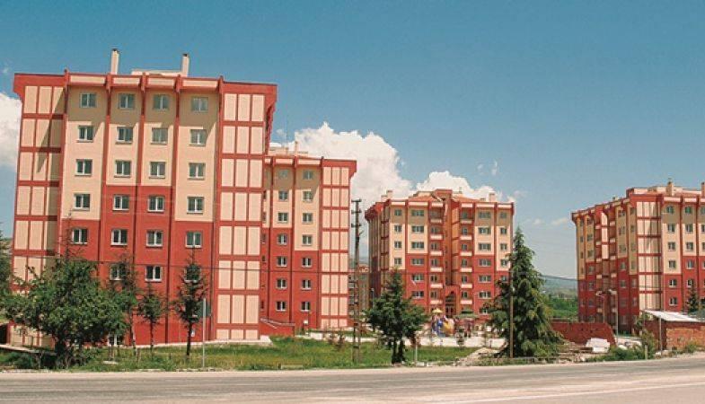 Toki'den Amasya Göynücek'e Yeni Proje