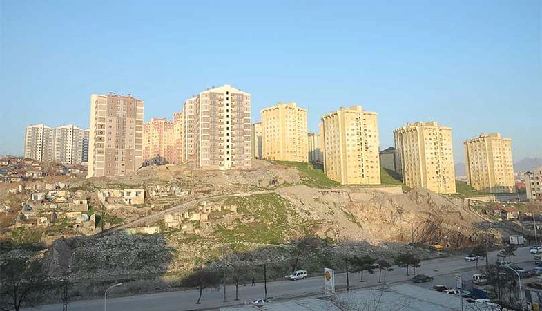 TOKİ'den Ankara'da 10 Bin Lira Peşinatla Konut