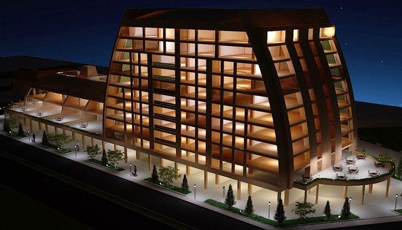 Eskişehir'in Yüksek Primli Projesi : Ay Lounge