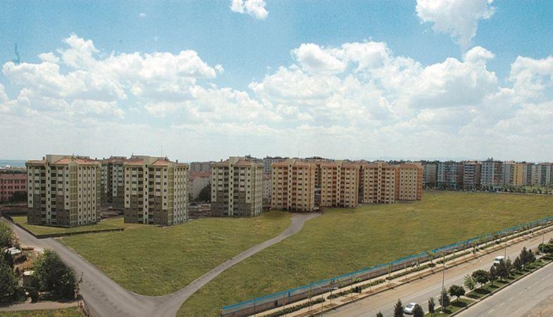 Diyarbakır Kayapınar Kentsel Dönüşüm Projesi İhalesi Bugün