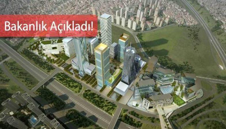 İstanbul Finans Merkezi'nin Açılış Tarihi Belli Oldu