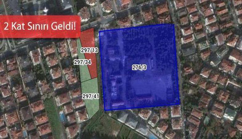Bakırköy Şenlikköy Mahallesi İmar Planı Askıda