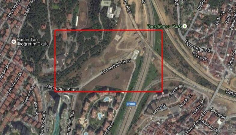 TOKİ'den Üsküdar Bulgurlu'da Satılık Arsa