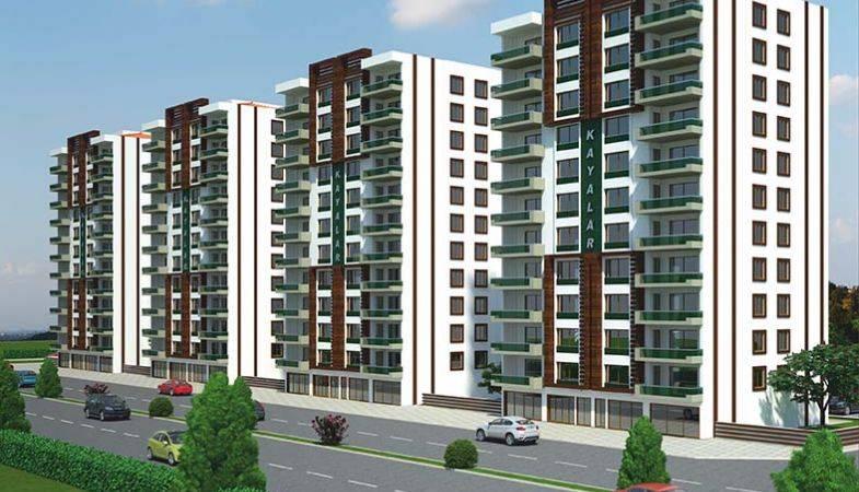 Kayalar Towers Diyarbakır'da Yükseliyor!