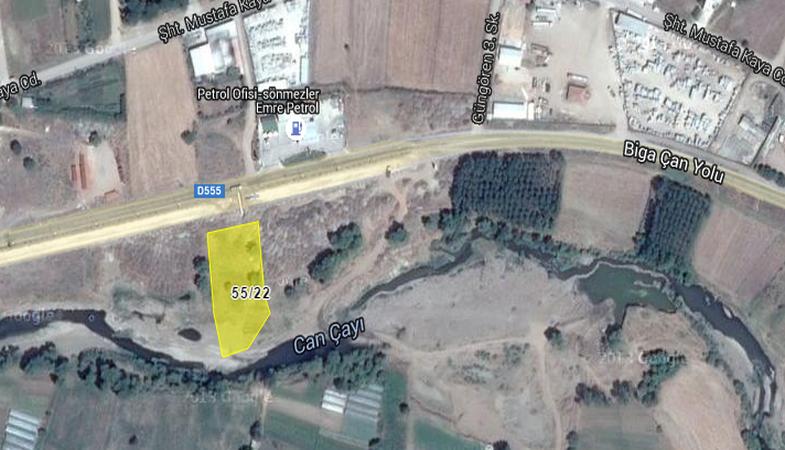 Çan Belediyesi'nden Satılık Arsalar