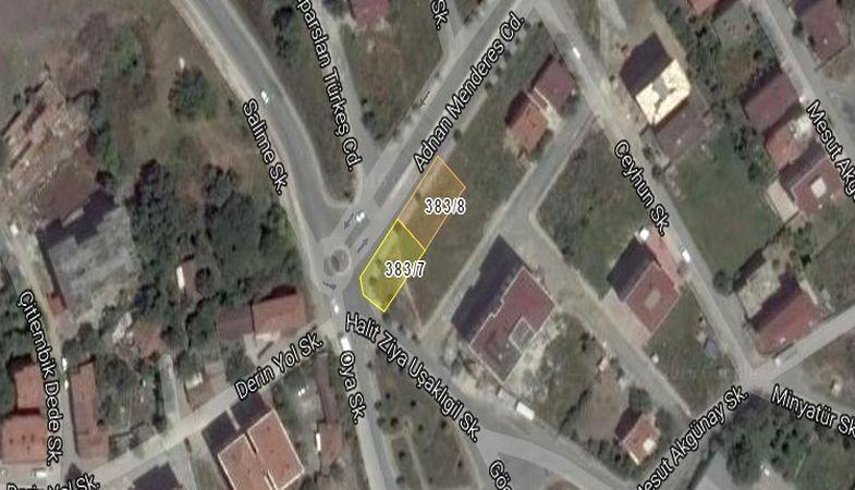 TCDD'den Arnavutköy'de Satılık Arsa