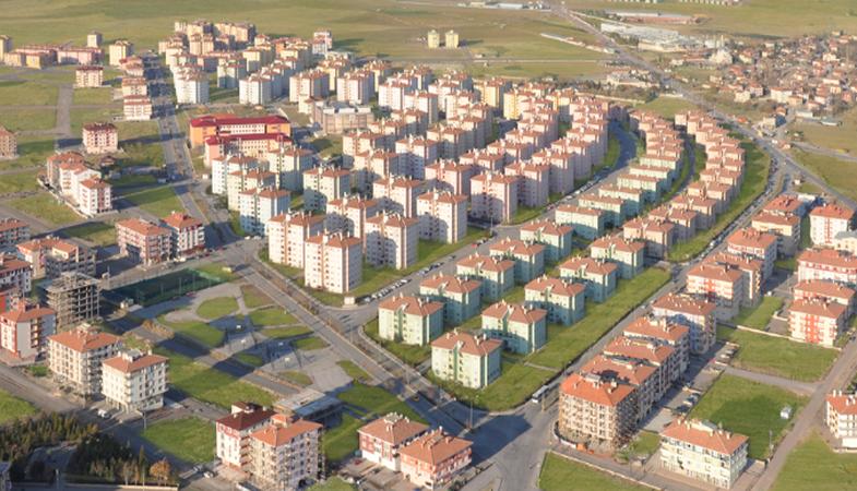 TOKİ'den Ankara Nallıhan'a 173 Konutluk Yeni Proje
