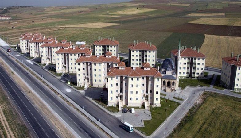 Konya Ilgın Toki Evleri'nde 209 Konut Satışta