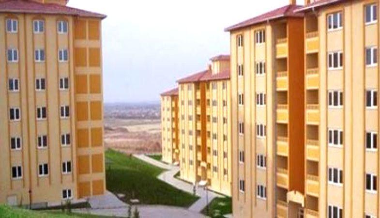 Toki'den Kayseri Melikgazi'de 152 Konutluk Yeni Proje