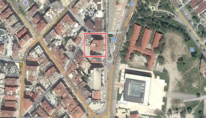 THK'dan Denizli'de Satılık Apartman