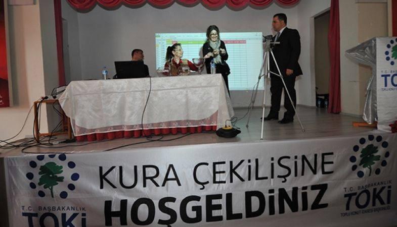 TOKİ Karabük Safranbolu Alt Gelir Grubu Kura Sonuçları Tam Listesi!