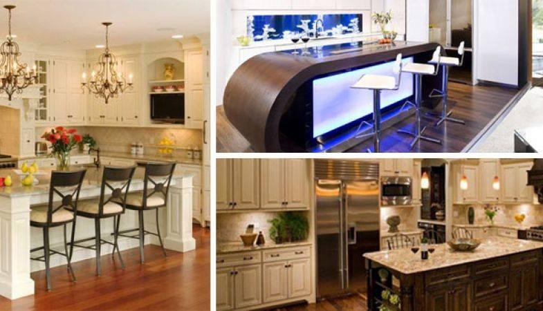 Birbirinden Güzel Mutfak Dekorasyonları