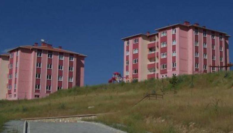 Toki'den Kırıkkale Balışeyh'te 128 Konutluk Yeni Proje